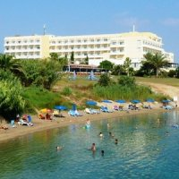 Hotel Crystal Springs Beach **** Protaras