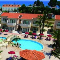 Hotel Crown Resorts Henipa *** Larnaca