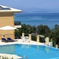 Jón Tenger Apartmanház ***+ Korfu, Messonghi