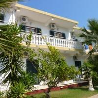 Gela Apartmanház - Korfu, Sidari
