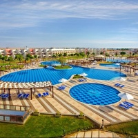 Hotel Sunrise Crystal Bay ***** Hurghada