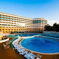 Hotel Water Planet Deluxe & Aquapark ***** Alanya