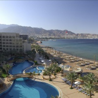 Hotel Intercontinental Aqaba Resort ***** Aqaba