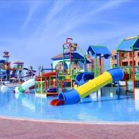 Hotel Sea Club Aqua Park **** Egyiptom