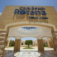 Hotel Rotana Coral Beach Tiran **** Egyiptom