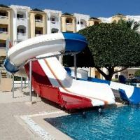 Hotel Thapsus **** Tunézia