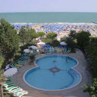 Park Hotel Cellini **** Lido di Jesolo - egyénileg