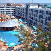 Hotel Kotva *** Napospart