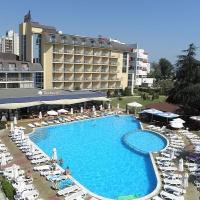 Hotel Bajkál ***+ Napospart