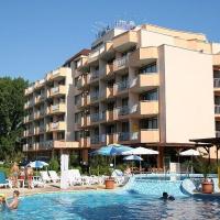 Hotel Izola Paradise *** Napospart