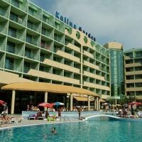 Hotel Kalina Garden **** Napospart