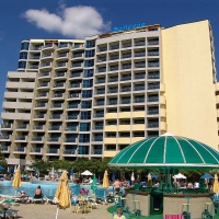 Hotel Bellevue **** Napospart