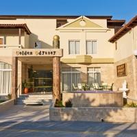 Hotel Golden Odyssey **** Rodosz, Kolymbia