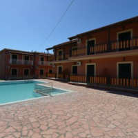 Plastiras Apartman - Korfu, Sidari