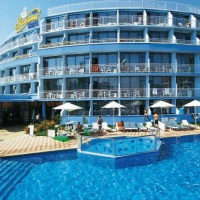 Hotel Bohemi *** Napospart - Egyénileg