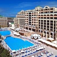 Hotel Sol Nessebar Palace ***** Neszebar - Repülővel