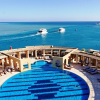 Hotel Three Corners Ocean View ****+ Hurghada