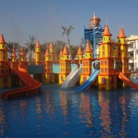 Hotel Lilly Land Beach Club **** Hurghada