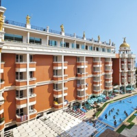 Hotel Antique Roman Palace **** Alanya
