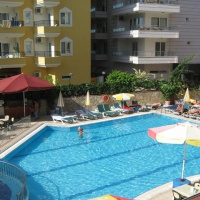 Hotel Kleopatra Royal Palm **** Alanya