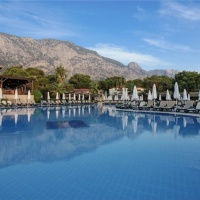 Hotel Crystal Flora Beach Resort ***** Kemer
