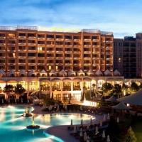 Hotel Barcelo Royal Beach ***** Napospart