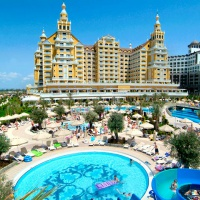 Hotel Royal Holiday Palace ***** Antalya