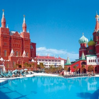 Hotel WOW Kremlin Palace ***** Antalya