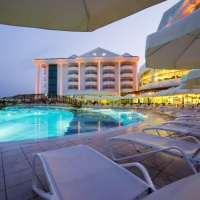 Hotel Roma Beach Resort ***** Side
