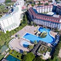 Hotel Washington Resort ***** Side