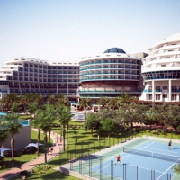 Hotel Sea Planet Resort ***** Side