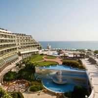 Hotel Crystal Sunrise Queen Luxury ***** Side