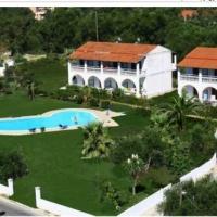 Zoi Apartmanház - Korfu, Messhonghi