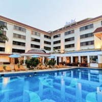 Hotel Sun and Sands *** Dubai (közvetlen Wizzair járattal Budapestről)