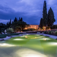 Villa Armena Relais farmház - Buonconvento
