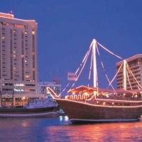 Hotel Radisson Blu Deira Creek **** Dubai (közvetlen Wizzair járattal Budapestről)