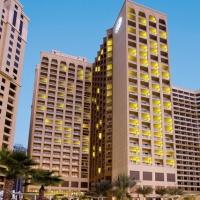 Hotel Amwaj Rotana Jumeirah ***** Dubai (Emirates járattal Budapestről)