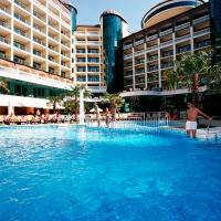 Planeta Hotel & Aquapark ***** Napospart - egyénileg