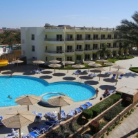 Hotel Palm Beach Resort **** Hurghada