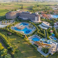 Sunmelia Beach Resort Hotel & Spa ***** Side