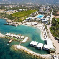 Hotel Cratos & Casino ***** Ciprus, Kyrenia