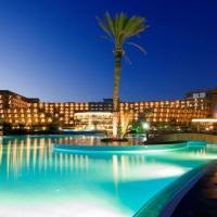 Hotel Noah's Ark Delux & Casino ***** Ciprus, Bafra