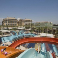 Hotel Crystal Family Resort & Spa ***** Belek