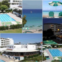 Hotel Pylea Beach *** Kremasti (Rodosz)
