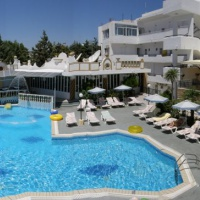 Fantasia Resort Hotel *** Faliraki