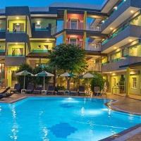 Hotel Grecian Fantasia Resort *** Rodosz, Faliraki