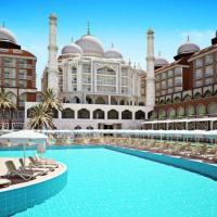 Hotel Royal Taj Mahal ***** Side