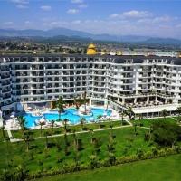 Hotel Heaven Beach Resort ***** Side