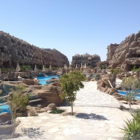 Hotel Caves Beach Resort ***** Hurghada