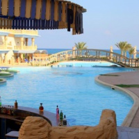 Hotel King Tut Aqua Park Beach Resort **** Hurghada